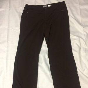 Brown Columbia Sportswear Pants, Women's 10